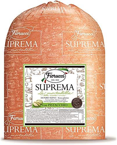 Fiorucci, trancio di mortadella Suprema c.a. 1 kg sottovuoto