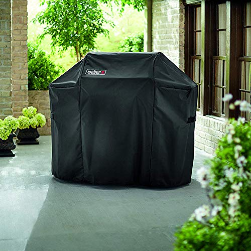Grill Cover 7106 for Weber Spirit 200 and 300 Series Gas Grills (52 x 26 x 43 inches)