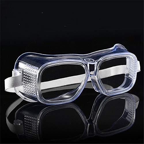 Gafas protectoras de alta calidad Protección contra el viento Protección contra el viento Artículos de trabajo de laboratorio de seguridad