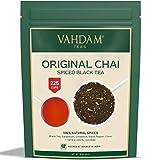 Tè Originale Masala Chai Latte dell'India, 454g (200+ tazze) | Miscela perfetta di thè nero, cannella, cardamomo, chiodi di garofano e pepe nero | Brews Chai Latte | Chai Tea | Dall'India