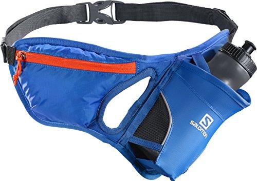 SALOMON Hydro 45 Belt Cinturón, Unisex, Blue Yonder/Vivid Orange F04, 30 cm
