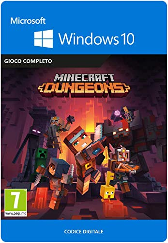 Minecraft Dungeons Standard | Windows 10 PC - Codice download