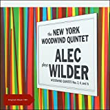 Alec Wilder - Woodwind Quintets Nos.3, 4, And 6 (Original Album 1961)