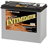 Deka 9A51R AGM Intimidator Battery (450 CCA) 12V Sealed Non-Spillable...