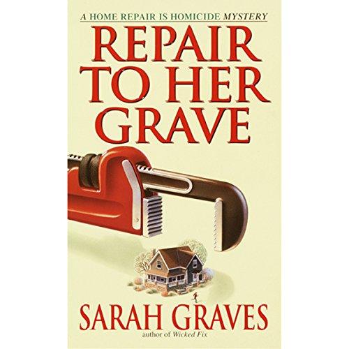 Repair to Her Grave audiobook cover art