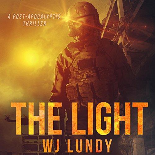 The Light audiobook cover art
