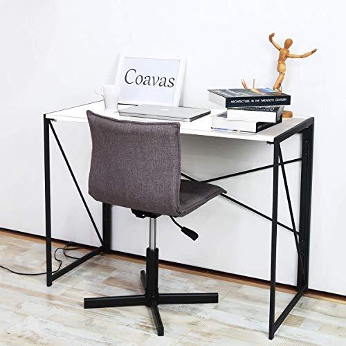 escritorio blanco pequeño de la marca Brandtrendy
