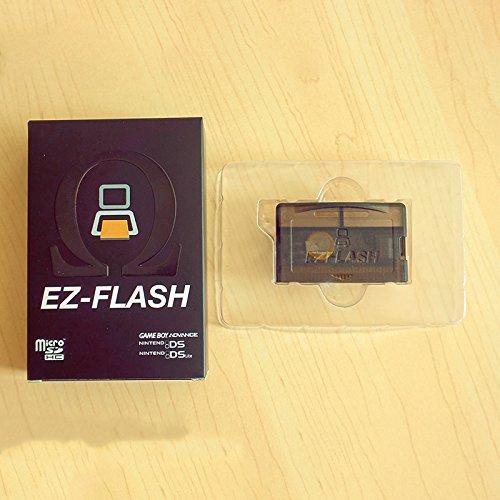Accreate EZ Omega Micro SD Game Card for GBA GBASP NDS IDSL NDSL (Black)