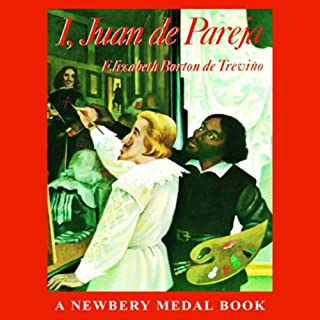 I, Juan de Pareja audiobook cover art