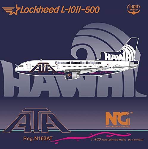 NG Model NGM35012 1:400 American Trans Air Lockheed L-1011-500 Reg #N163AT