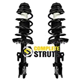 Front Quick Complete Struts & Coil Spring Assemblies Compatible with 2010-2013 Kia Soul (Pair)