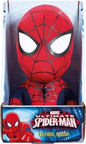 Marvel Plüsch-Spielzeug Spiderman mit Sprechfunktion, mittelgroß