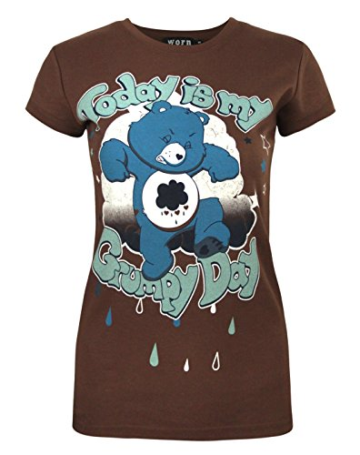 Care Bears Grumpy Day Women's T-Shirt