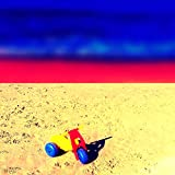 Toy Plastic Bike on Beach, Early 21st Century