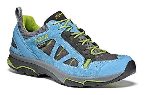 Asolo Megaton GV ML Shoe, Women, Women, Megaton GV ML, Blue (Azure/Graphite), 38