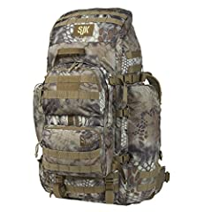 Realtree camo combines the perfect balance of neutral earth tones, prairie grasses, brush, rock, sage and open zones—with just a hint of shadow detail for added depth and realism Designed to accommodate treestands, stealthy hikes, and week-long hunts...