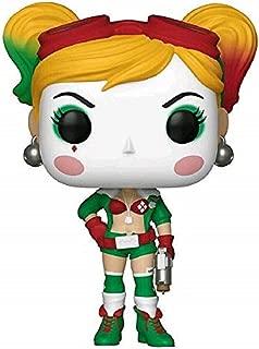 Funko Pop Heroes Dc Comics Bombshells 166 Harley Quinn Exclusive Holiday MyGeekBox Vinyl Figure