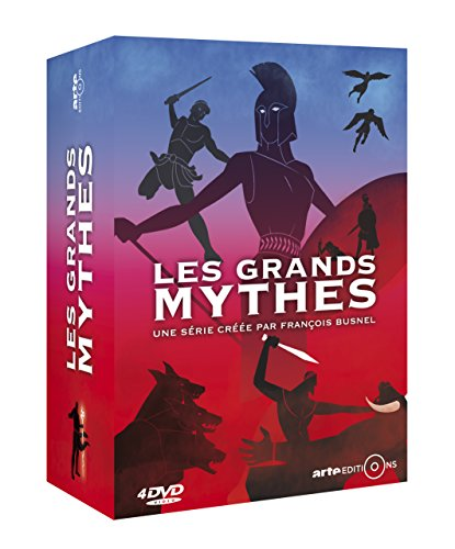 Coffret les grands mythes [FR Import]