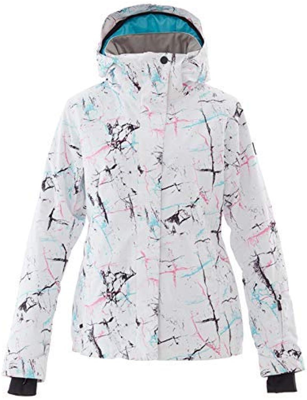 Ski Jacket Waterproof Ski Suit Snow Suit Winter Skiing Unisex Ski Jacket and Pants Set