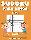 Sudoku Para Niños Nivel Fácil: 200 Sudoku Fáciles de Resolver para Niños para Entrenar la Memoria, el Pensamiento Crítico y la Lógica