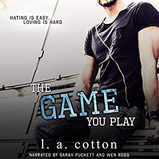 The Game You Play cover art