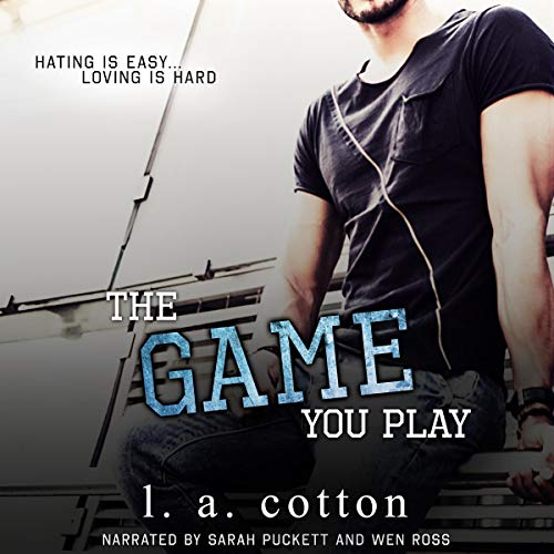 Couverture de The Game You Play
