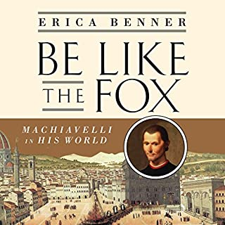 Be Like the Fox audiobook cover art