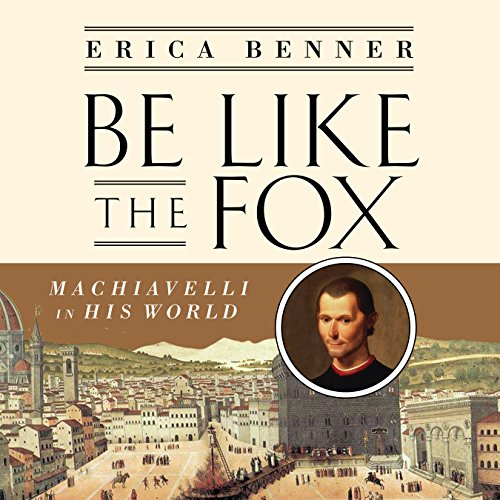 Be Like the Fox cover art