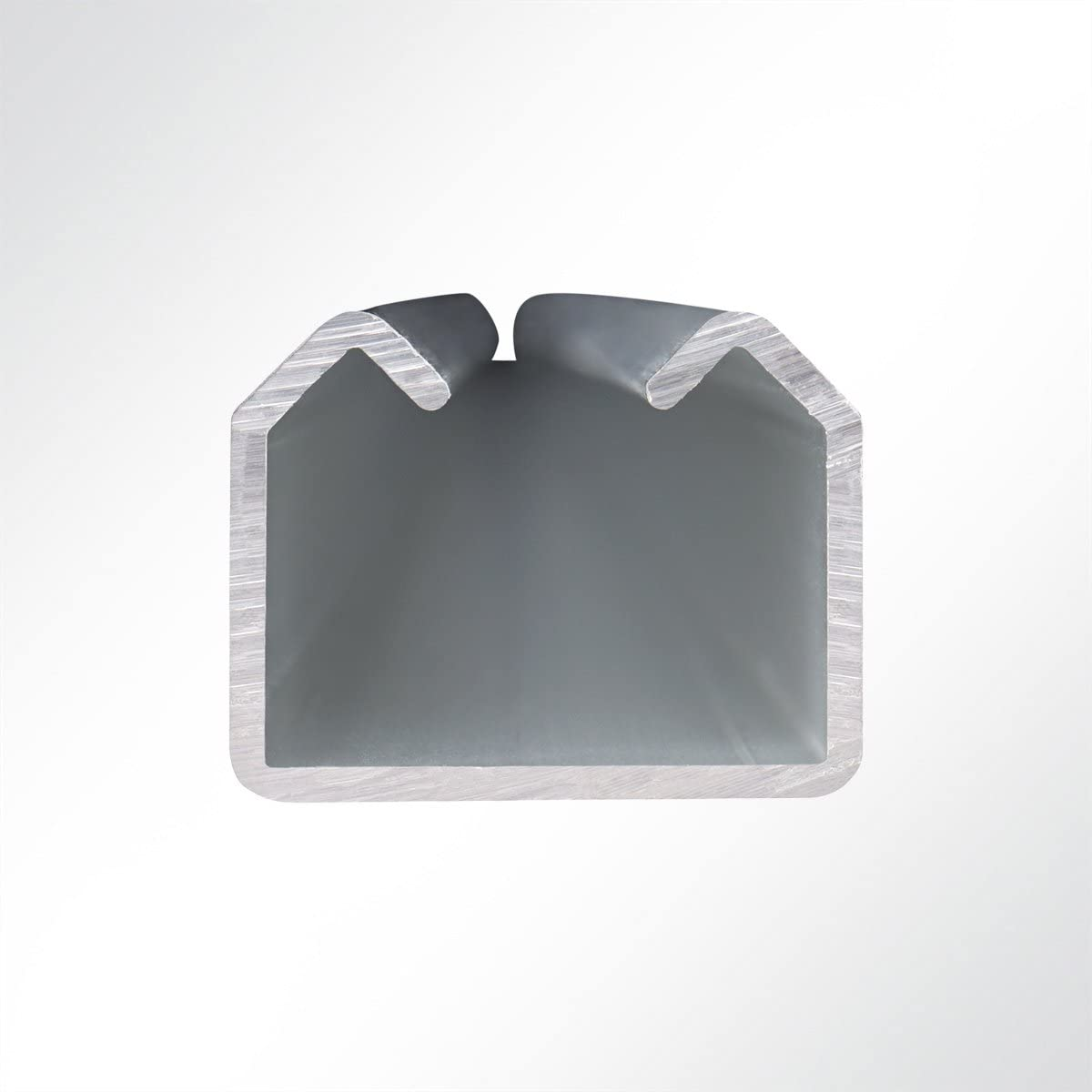 LYSEL Laufschiene verzinkt 42x54mm bis 450 Kg Schiebetor Schiebet/ür Hallentor 2 Meter