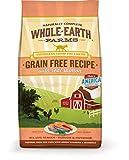 Whole Earth Farms Grain Free Recipe Dry Cat Food, Salmon, 10 Lb.