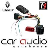 Cd Estéreo Fascia Surround KIT /& volante Tallo Adaptador De Cableado Para VW Passat
