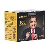 Control D Test Strips, 100 Count (Black)