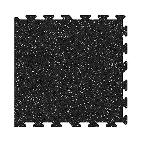 IncStores 8mm Strong Rubber Tiles
