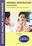 Appareil respiratoire - Pathologies : Sciences biologiques et médicales, techniques infirmières