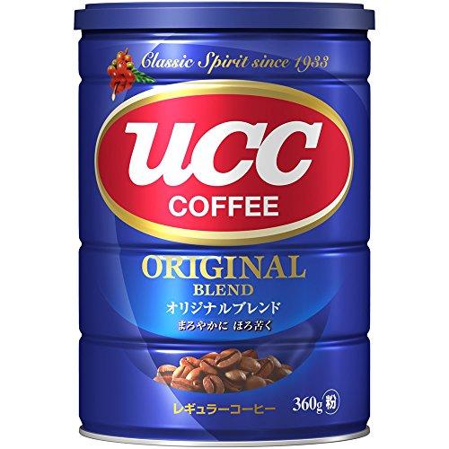 UCC オリジナルブレンド 缶360g [2073]