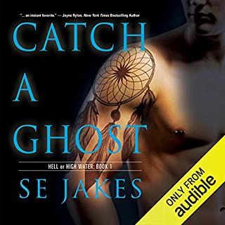 Catch a Ghost audiobook cover art