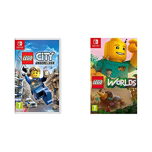 LEGO City Undercover + Worlds