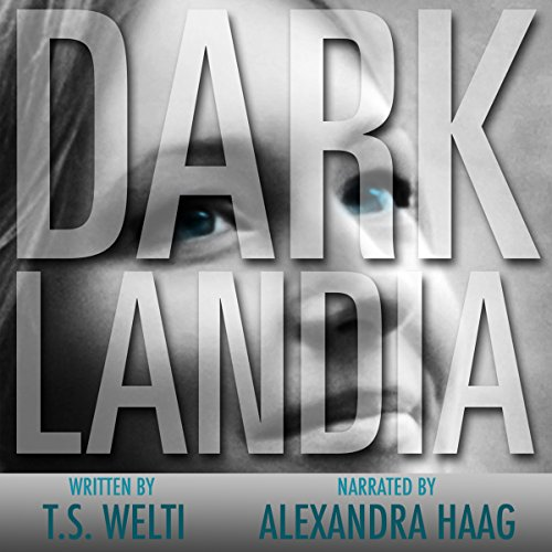 Darklandia audiobook cover art