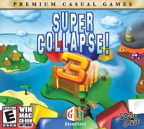 Super Collapse 3 JC - PC by Mumbo Jumbo