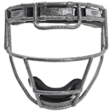 Schutt Sports Titanium Softball Fielders Guard, Diamond Metallic Silver, Adult