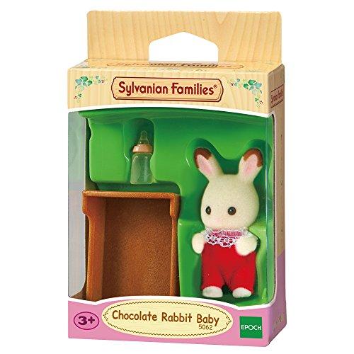 Sylvanian Families Chocolate Conejito Baby (5062)