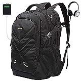 40L Laptop Rucksack 15,6 Zoll Notebookrucksack Backpack Regenschutz Wasserdichte Stoßfest...