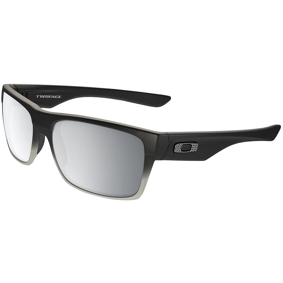 Oakley Men's Twoface Rectangular Sunglasses