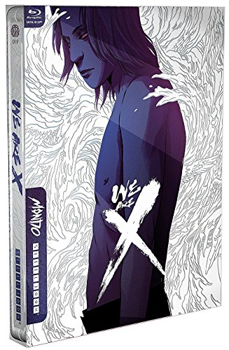 We Are X - Limited Edition Mondo Steelbook [Blu-ray] [UK Import]