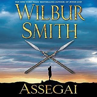 Assegai audiobook cover art