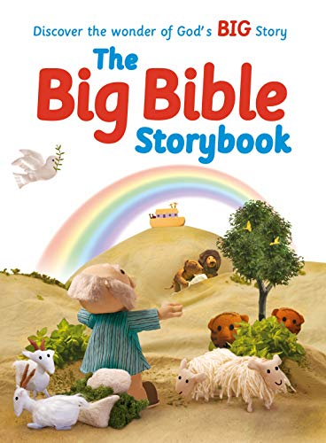 The Big Bible Storybook: Refreshed and Updated Edition