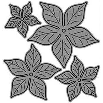 1Set 3D Flower Metal Cutting Dies Stencils DIY Scrapbooking Album Card Embossing