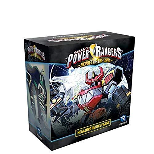 megazord juguete fabricante Renegade Game Studios