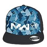 Gaya Entertainment of Duty: Modern Warfare Snapback-Blue Logo, Blau, One Size, GE3938