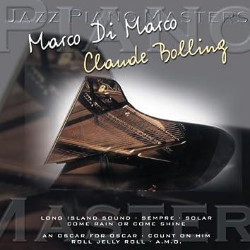 Jazz Piano Master: Marco Di Marco & Claude Bolling